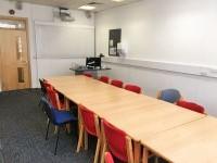 Foster Court, Classroom 132