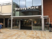 Wolsey Place Shopping Centre