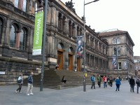 National Museum of Scotland - Level 0 Entrance Hall