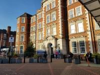 Hammersmith Hospital Main Building