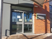Rehabilitation Department and Reception