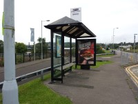 Morfa Retail Park Bus Stop (Route 34 towards City Centre) to the Liberty Stadium