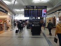 Departure Lounge