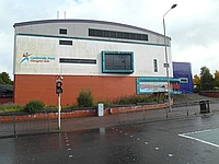 Glasgow Club Castlemilk Pool