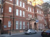 National Hospital for Neurology and Neurosurgery Main Entrance