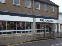 Marks and Spencer St Neots Simply Food