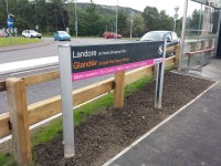 Landore Bus Stops to the Liberty Stadium
