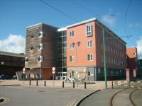 Main Building - Twelve Quays Campus