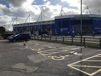Car Park C to the King Power Stadium