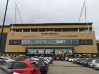 Stan Cullis Stand - WV1 Restaurant and Bar