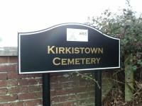 Kirkistown Cemetery