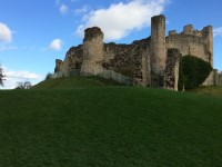Conisbrough Castle, Visitor Centre and Gift Shop