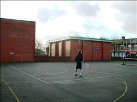 Gymnasium / Squash Block - Hulme Hall