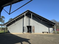 Sutton Hoo Exhibition Centre & Burial Grounds