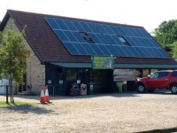 Shepreth Wildlife Park - Gift Shop / Cafe and Ticket Office