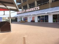 Barnsley Semi Open Market