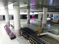 Terminal 2 Arrivals Baggage Reclaim
