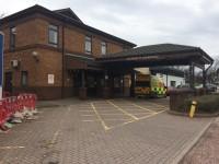 A.T.C and Outpatients Entrance
