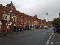 Getting to Craven Cottage
