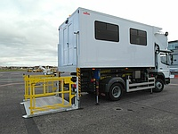 Ambulant Assistance Vehicle