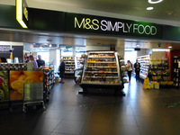 Marks and Spencer St Thomas' Hospital Simply Food