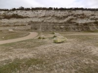 Cherry Hinton Chalk Pits Nature Reserve