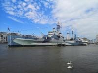 HMS Belfast - General Access Decks 2 and 1