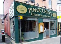 Pinocchio's