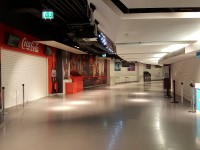 Arena Floor and B(Eat) Concourse