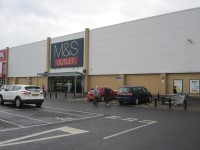 Marks and Spencer Byker Newcastle Outlet