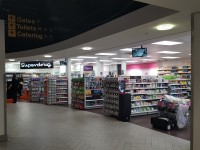 Superdrug - Departure Lounge