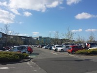 Silverburn Shopping Centre - Yellow Car Park