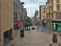 Buchanan Street - Pedestrianised Section
