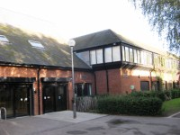 Stantonbury Campus Leisure Centre