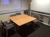Cruciform Building, Seminar Room B.3.05