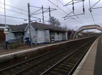 Carluke Station