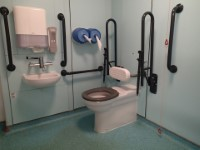 Southampton General Hospital Toilets