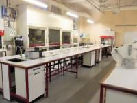 Lab(s) (106 - Crookes Lab and 107 - Phillips Laboratory)