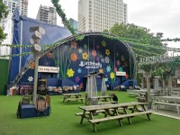 The Underbelly Festival - Outdoor Bars