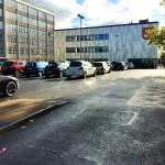 College Road Car Park
