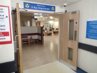 Dexa Scanner - Radiology Department