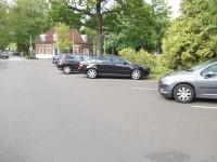 Route Plan 4 - Main Car Park To Main Reception