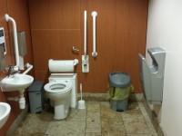 Silverburn Shopping Centre - Toilet Facilities