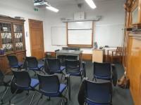 Room 206 (9 University Gardens)