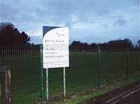 Antrim Stadium