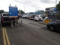 Hospital Parking - Barnsley Hospital
