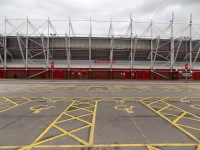 North Car Park to the bet365 Stadium