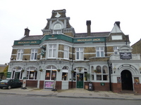 Brockley Jack Pub