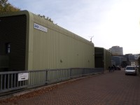 Building 20 (Tony Davies High Voltage Laboratory)