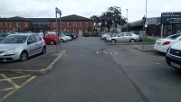 Trafford General Hospital Parking